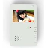 超薄型彩色可视免提分机(4.3寸) 公司新产品私模版